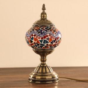 Turkish Mosaic Table Tallboy Lamp