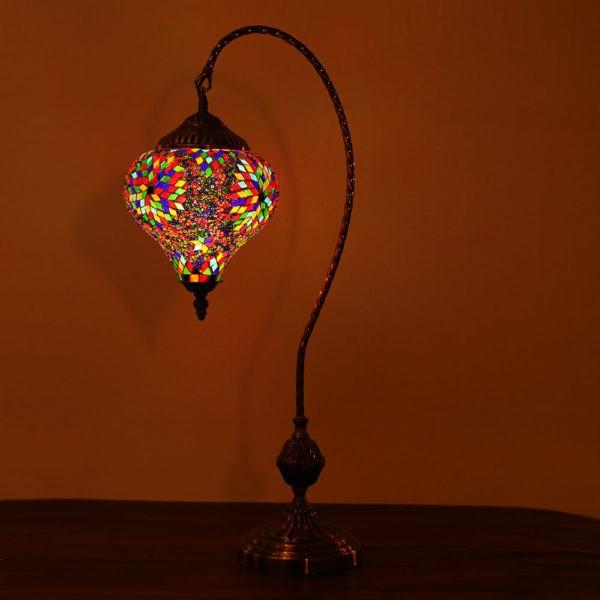 Turkish Mosaic Bell Shaped