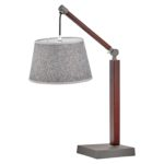 Cherry Table Lamp
