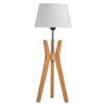 Bamboo Tripod Table Lamp